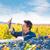 akdeniz · bağ · çiftçi · hasat · üzüm - stok fotoğraf © lunamarina