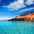 formentera es calo des mort beach turquoise mediterranean stock photo © lunamarina