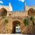 alcudia old town in majorca porta des moll mallorca balearic isl stock photo © lunamarina