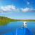 озеро · Испания · природы · синий · гор - Сток-фото © lunamarina