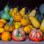 automne · citrouille · ensemble · halloween · légumes · alimentaire - photo stock © lunamarina