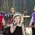 歌手 · 少女 · 歌 · 演奏 · ライブ · バンド - ストックフォト © lunamarina
