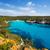 turquesa · mediterráneo · mar · agua · sol · naturaleza - foto stock © lunamarina