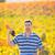 akdeniz · bağ · çiftçi · üzüm · yaprakları · İspanya - stok fotoğraf © lunamarina