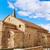 антикварная · здание · церкви · Европа · небе · Церкви · синий - Сток-фото © lunamarina