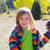 kinderen · meisje · gelukkig · spelen · bos · boom - stockfoto © lunamarina