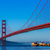 Golden · Gate · Bridge · San · Francisco · Skyline · panorama · ville - photo stock © lunamarina