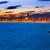 tengerpart · Spanyolország · mediterrán · égbolt · víz · felhők - stock fotó © lunamarina
