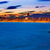 plaj · İspanya · akdeniz · su · şehir · güneş - stok fotoğraf © lunamarina