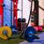 belső · tornaterem · testépítés · sport · fitnessz · klub - stock fotó © lunamarina