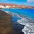 пляж · Канарские · острова · Испания · небе · закат · пейзаж - Сток-фото © lunamarina