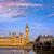 Big · Ben · clock · torre · Londra · thames · fiume - foto d'archivio © lunamarina