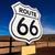 Arizona · verkeersbord · woestijn · teken · reizen · snelweg - stockfoto © lunamarina