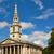 Londen · vierkante · kerk · Engeland · hemel · straat - stockfoto © lunamarina