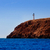 deniz · feneri · uzak · görmek · mavi · seyahat · kasaba - stok fotoğraf © lunamarina