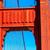 ゴールデンゲートブリッジ · 細部 · サンフランシスコ · カリフォルニア · 米国 · 空 - ストックフォト © lunamarina