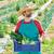 çiftçi · adam · hasat · soğan · akdeniz - stok fotoğraf © lunamarina