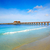 Nápoles · pier · praia · Flórida · EUA - foto stock © lunamarina