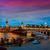 закат · Париж · фото · Церкви · небе - Сток-фото © lunamarina