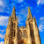 katedral · İspanya · Bina · kilise · taş - stok fotoğraf © lunamarina