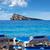 isla · mediterráneo · puesta · de · sol · verano · océano · amanecer - foto stock © lunamarina