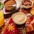 śniadanie · kontynentalne · rogalik · sok · pomarańczowy · śniadanie · kontynentalny - zdjęcia stock © lunamarina