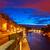 川 · パリ · 表示 · フランス · 市 · 旅行 - ストックフォト © lunamarina
