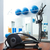aerobics cardio training elliptic crosstrainer at gym stock photo © lunamarina