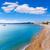 javea xabia playa la grava beach in alicante spain stock photo © lunamarina