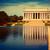 abraham lincoln memorial reflection pool washington stock photo © lunamarina