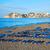 plaj · İspanya · akdeniz · su · şehir · gün · batımı - stok fotoğraf © lunamarina