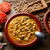 potaje de garbanzos chickpea stew spain stock photo © lunamarina