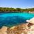 mediterrânico · turquesa · céu · água · sol · mar - foto stock © lunamarina