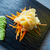 ginger and wasabi on a carrots bed stock photo © lunamarina
