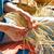 grama · artes · artesão · mãos · trabalhando · projeto - foto stock © lunamarina