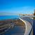 plaj · İspanya · akdeniz · gökyüzü · su · şehir - stok fotoğraf © lunamarina