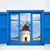 старые · Windmill · Испания · мнение · путешествия · архитектура - Сток-фото © lunamarina