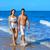 romantyczny · miłości · niebieski · morza · brzegu - zdjęcia stock © lunamarina