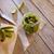 savanyúság · uborkák · fa · asztal · klasszikus · otthon · háttér - stock fotó © lunamarina
