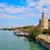 seville torre del oro tower in sevilla spain stock photo © lunamarina