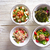 keverék · saláta · hínár · zöldség · zöld · vacsora - stock fotó © lunamarina