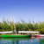 Albufera channel boats in el Palmar of Valencia stock photo © lunamarina
