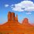 dolinie · zachód · rękawice · Utah · niebo · charakter - zdjęcia stock © lunamarina