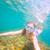 diep · adem · natuur · jonge · vrouw · genieten · ademhaling - stockfoto © lunamarina
