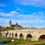 Salamanca skyline and roman bridge on Tormes stock photo © lunamarina