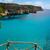 turquesa · mediterráneo · mar · sol · paisaje · fondo - foto stock © lunamarina