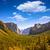 yosemite el capitan and half dome in california stock photo © lunamarina