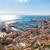 paisaje · urbano · horizonte · mediterráneo · mar · comunidad · España - foto stock © lunamarina