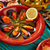 tapas · vapeur · poissons · dîner · plaque - photo stock © lunamarina