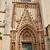 cattedrale · facciata · Spagna · città · viaggio · pietra - foto d'archivio © lunamarina
